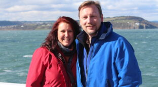 Chris and Lisa Cree