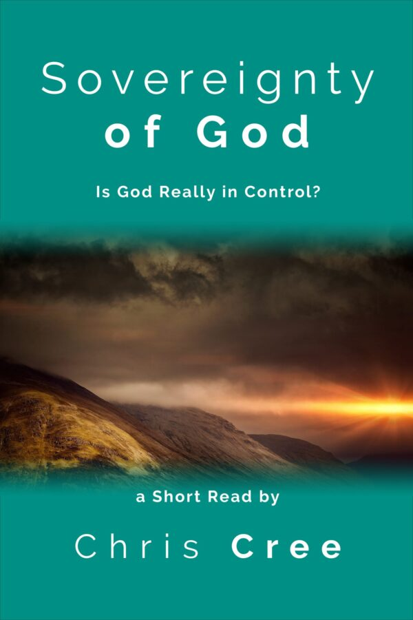 Sovereignty of God book cover